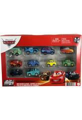 Pack 10 Cars Micro Racers Mattel GKG08
