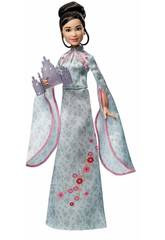 Harry Potter Puppe Cho Chang Weihnachts-Tanz Mattel GFG16