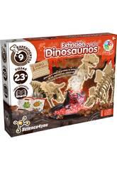 Extinción de los Dinosaurios Science4you 61506