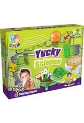 Yucky Science Scienza Disgustosa Science4you 61169