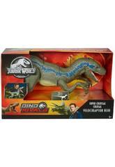 Jurassic World Super Colosal Blue Mattel GCT93