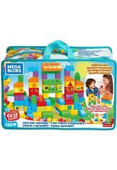 Megabloks Vamos Aprender 150 Peças Mattel FVJ49