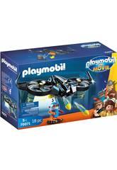 Playmobil The Movie Robotitron con Drone Playmobil 70071