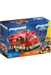 Playmobil The Movie Food Truck Del's 70075