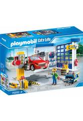 Playmobil City Life Oficina de Carros 70202