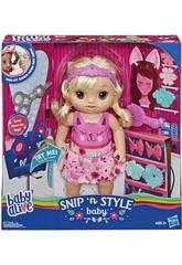 Baby Alive Daniela Peinados Mágicos Hasbro E5241