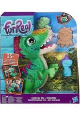 FRR Peluche Dinossauro Rex Comedor Hasbro E0387