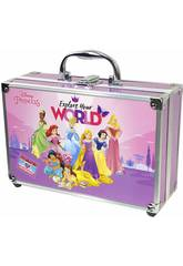 Princess Make Up Train Case Markwins 1599037E