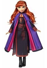 Frozen 2 Figura Basica Anna Hasbro E6710