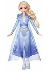 Frozen 2 Figura Basica Elsa Hasbro E6709