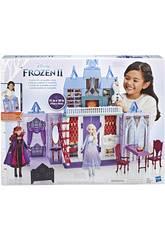 Frozen 2 tragbarer Schloss Arendelle Hasbro E5511