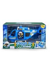 Pinypon Action Helicóptero Policía Famosa 700014782