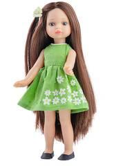 Muñeca 21 cm. Estela Mini Amigas Paola Reina 2103