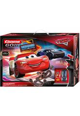 Circuito Cars Neon Nights 5,3 M. 2 Coches Rayo y Storm Stadlbauer 62477
