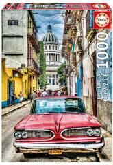 Puzzle 1.000 Coche En La Habana Educa 16754