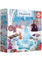 Jogo de Tabuleiro Frozen 2 Os Poderes Da Elsa Educa 18239