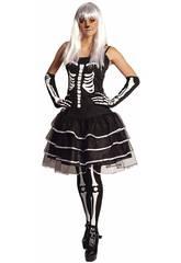 Costume Donna Skelita Rubies S8367