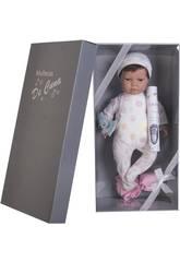 Bambola Reborn Leire 45 cm. Pigiamino Joluca 45112-CA