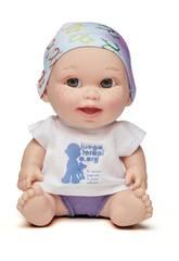 Poupée Baby Chauve Ricky Martin Juegaterapia 151