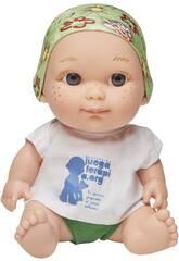 Poupée Baby Chauve Elsa Pataky Juegaterapia 152