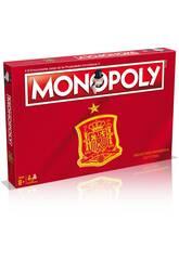 Monopoly Nazionale Spagnola di Calcio Eleven Force 82066
