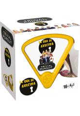 Trivial Pursuit La Que Se Avecina Eleven Force 10322