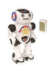 Robot Powerman Intrattenimento Educativo Lexibook ROB50ES