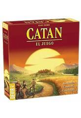 Brettspiel Catán Das Spiel von Devir BGCATAN