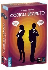 Juego De Mesa Código Secreto Devir BGCOSE