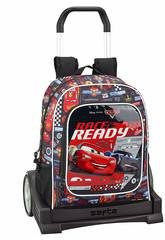 Mochila con Carro Evolution Cars Safta 611911860