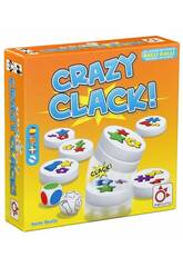 Juego de Mesa Crazy Clack! Mercurio A0043