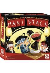 Juego de Mesa Maki Stack Mercurio BO0008