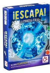 Juego de Mesa ¡Escapa! La Prueba Final Mercurio DV0001
