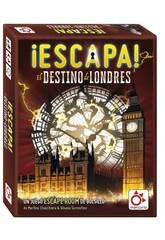 Gioco da Tavolo ¡Escapa! El Destino De Londres Mercurio DV0002