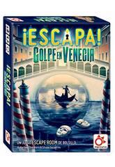 Juego de Mesa ¡Escapa! Golpe En Venecia Mercurio DV0003