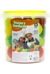 Set Frutta e Verdura 34 Pezzi Vicam 88