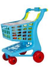 Chariot de Supermarché Avec Des Aliments Vicam 97