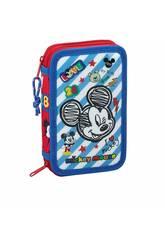 Petite Trousse Double 28 Pièces Mickey Mouse Safta 411914854