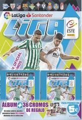 La Liga Este 19/20 Pack Álbum con 6 Sobres Panini 3711SPEGGSS