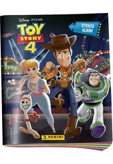 Toy Story 4 Album Panini 003726AE