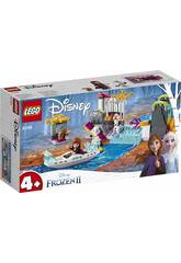 Lego Frozen 2 Annas Kanufahrt 41165