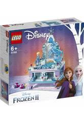 Lego Frozen 2 Joyero Creativo de Elsa 41168