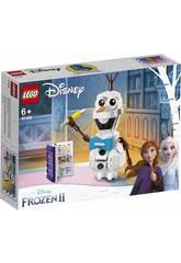 Lego La Reine des Neiges 2 Olaf 41169