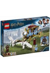 Lego Harry Potter Carruaje Beauxbatons Llegada a Howarts 75958