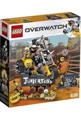 Lego Overwatch Junkrat e Roadhog 75977