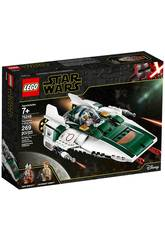 Lego Star Wars Widerstands A-Wing Starfighter 75248