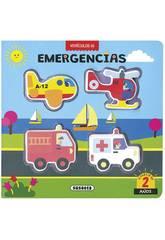 Busca y Encaja Los Vehículos Susaeta S5056