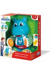 Martín, L'Hippopotame Danseur Clementoni 61784