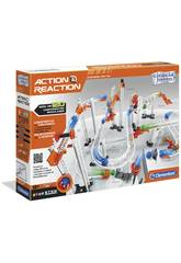 Action & Reaction Crazy Domino Clementoni 55321