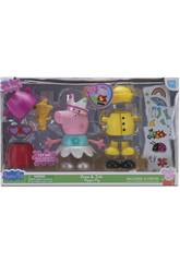 Peppa Pig Robes Amusantes Bandai JW0617
